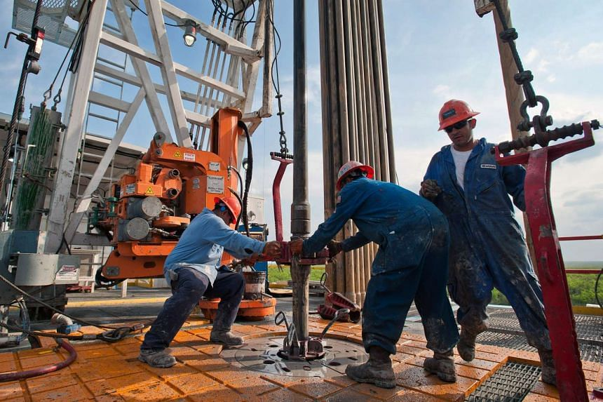 After a year suffering the economic consequences of the oil price slump, Opec is finally on the cusp of choking off growth in US crude output.