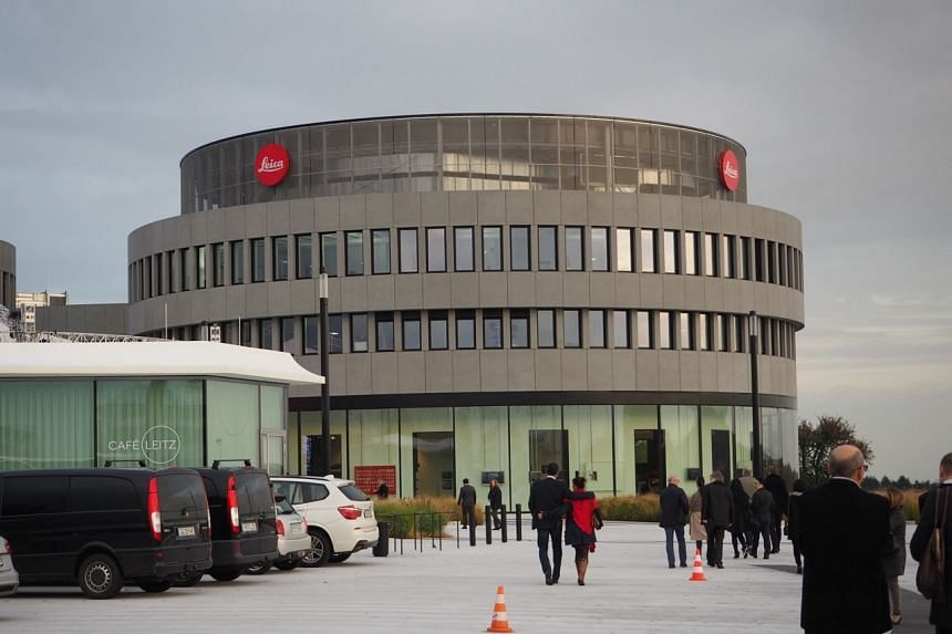 The launch of Leica SL (Type 601) was held here in Leitz Park of Wetzlar, Germany.