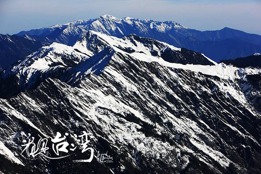 Mount Jade in Beyond Beauty: Taiwan From Above.