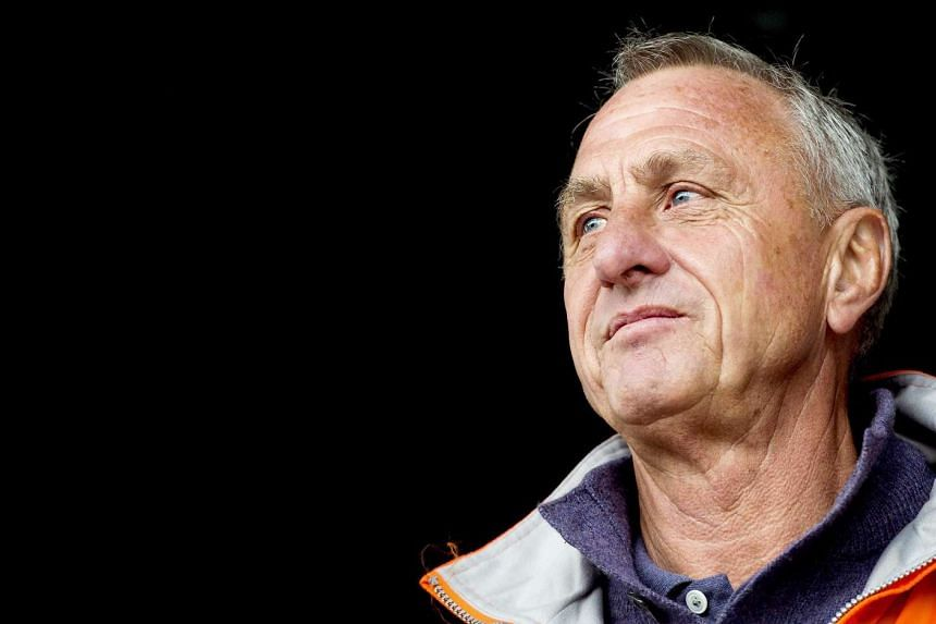 Dutch football legend Johan Cruyff has been diagnosed with lung cancer, according to Spanish media.