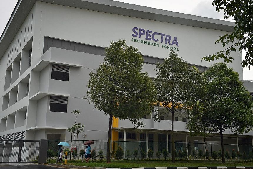 Spectra Secondary School student Shina Adriana Hendricks died after sustaining injuries from her fall on Tuesday. She was apparently heading to the toilet with her classmates when she attempted the jump.