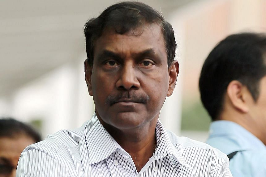 Jeganathan Ramasamy, former director of technology at the Singapore Civil Defence Force (SCDF), who has been accused of misappropriating two iPads, apparently wanted to buy them.