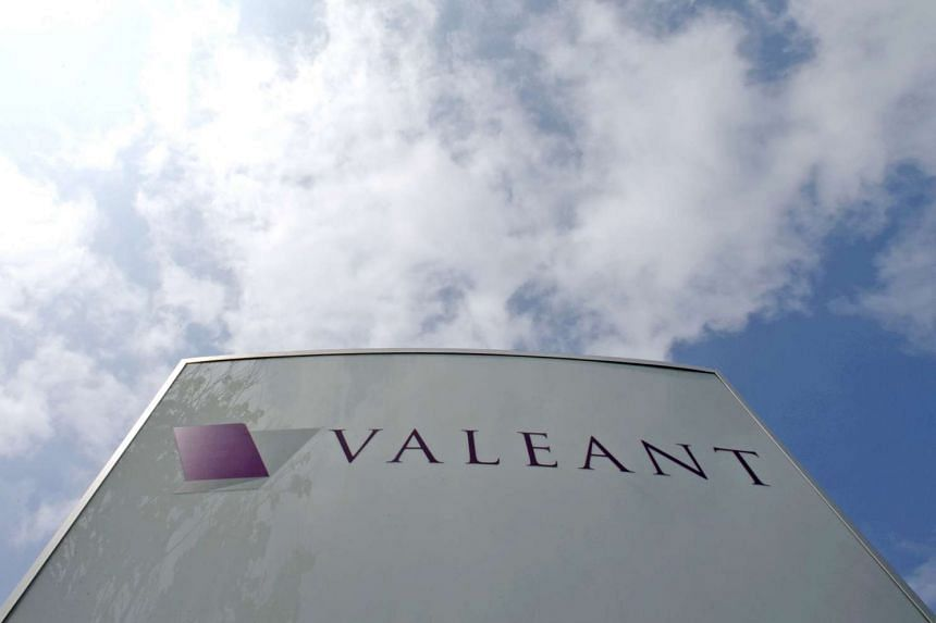 """Short-seller Citron Research published a report on Wednesday accusing Valeant of failing to disclose ties to specialty pharmacies which helped create """"phantom sales"""" of its products. Valeant denied the allegations."""