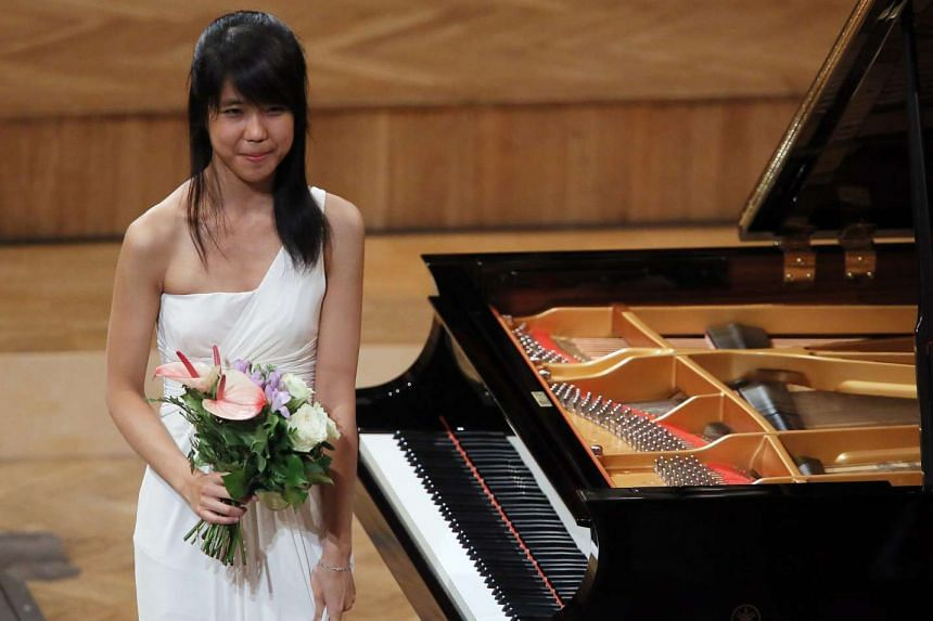 Kate Liu, 21, won a bronze medal and a cash prize of $47,000 at the prestigious International Fryderyk Chopin Piano Competition held on Wednesday.