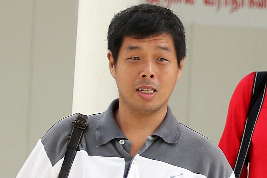 CPF protester Goh Aik Huat, 41, was on Friday (Oct 23) granted a discharge not amounting to an acquittal.