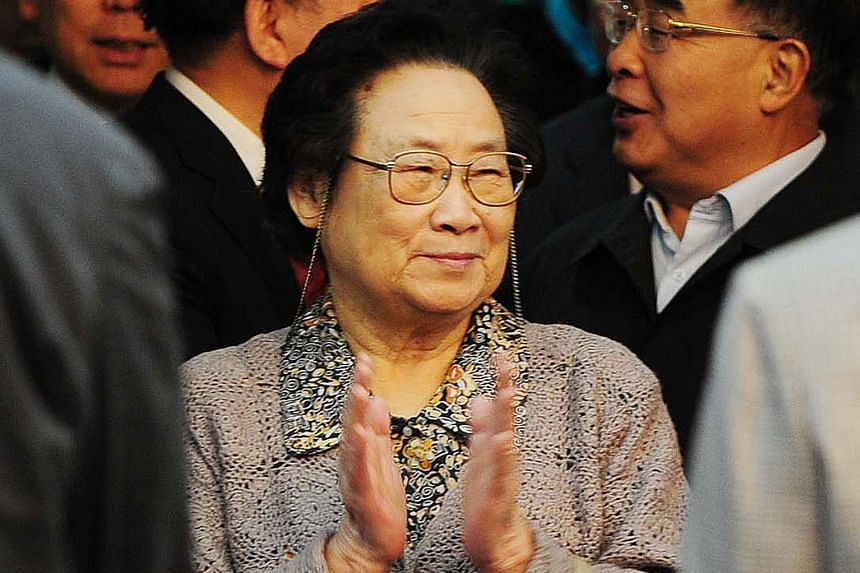 Dr Tu Youyou, a recipient of the 2015 Nobel Prize in Physiology or Medicine, is the first Chinese woman to win a Nobel Prize.