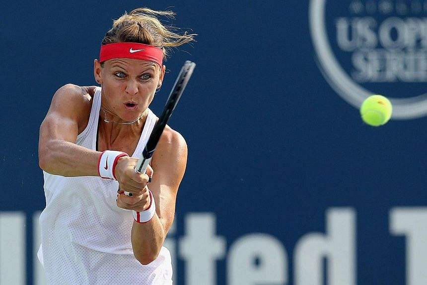 World No. 9 Lucie Safarova of the Czech Republic will make her WTA Finals debut in the eight-woman field in Singapore.
