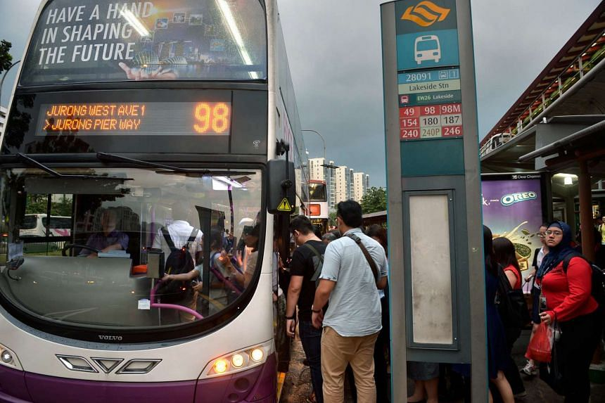 Bus and train card fares will drop by up to four cents a journey from Dec 27.