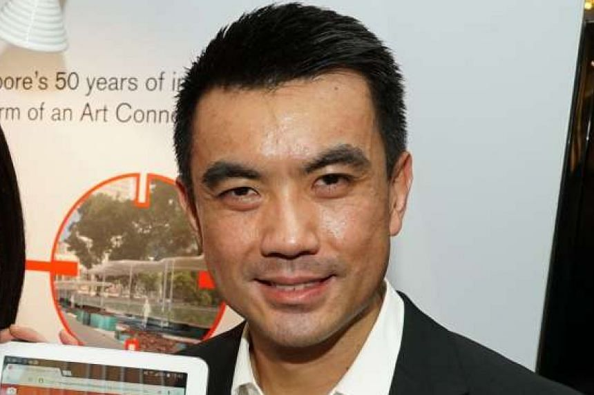 National Gallery director Eugene Tan is credited for transforming Gillman Barracks into a gallery cluster.
