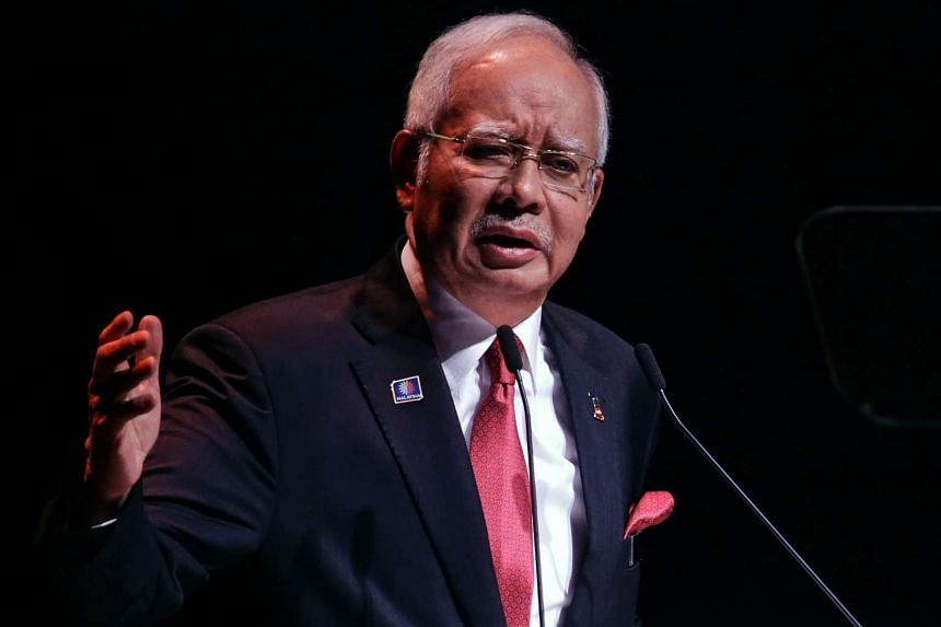 Mr Najib has faced mounting calls to resign over allegations of financial misconduct in state investor 1Malaysia Development Berhad.