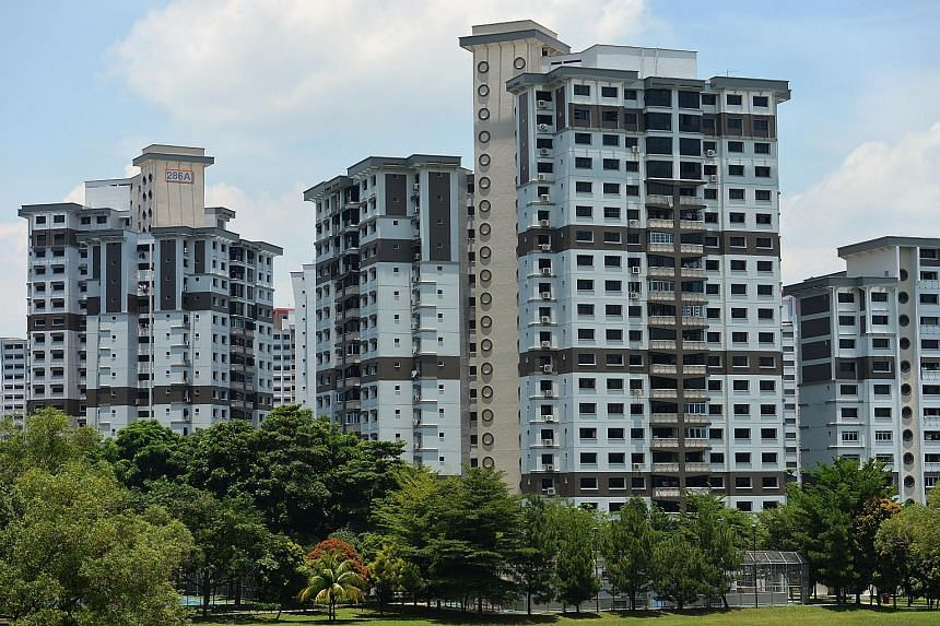 This is the HDB resale market's second quarter of marginal decline, note experts. In the private resale market, the price decline was broad-based but led by 1.6 per cent falls in the city fringe and suburban regions.