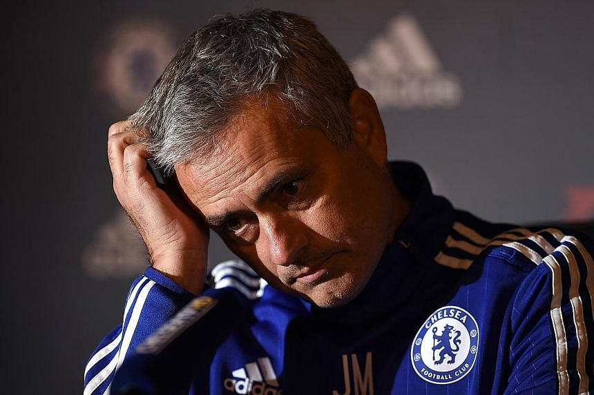 An upset Chelsea manager Jose Mourinho says that while he can accept criticism in football, he does not condone an intrusion into his private life.