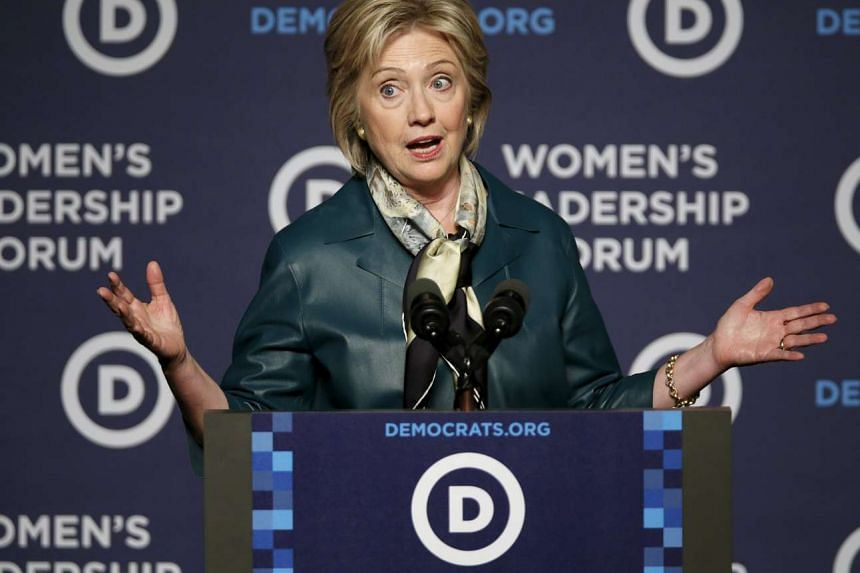 Clinton appears to be on a glide path to the party's presidential nomination.