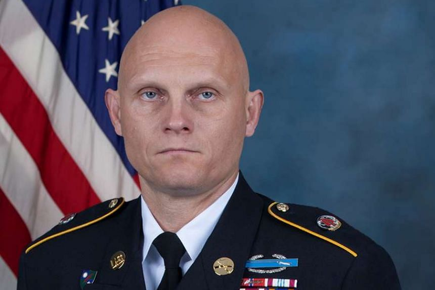 Wheeler (above) lost his life during an operation that freed some 70 hostages.