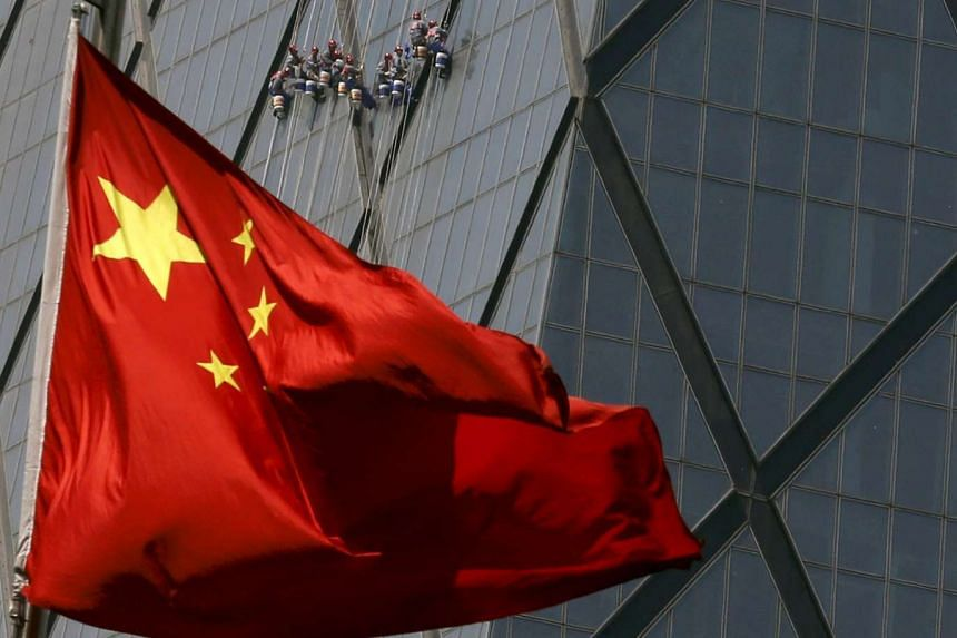 China's GDP grew at just 6.9 per cent in the third quarter, its slowest rate in six years.