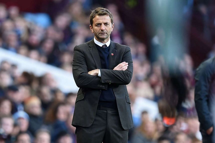 Aston Villa manager Tim Sherwood was sacked after the team's 2-1 loss on Saturday to Swansea.