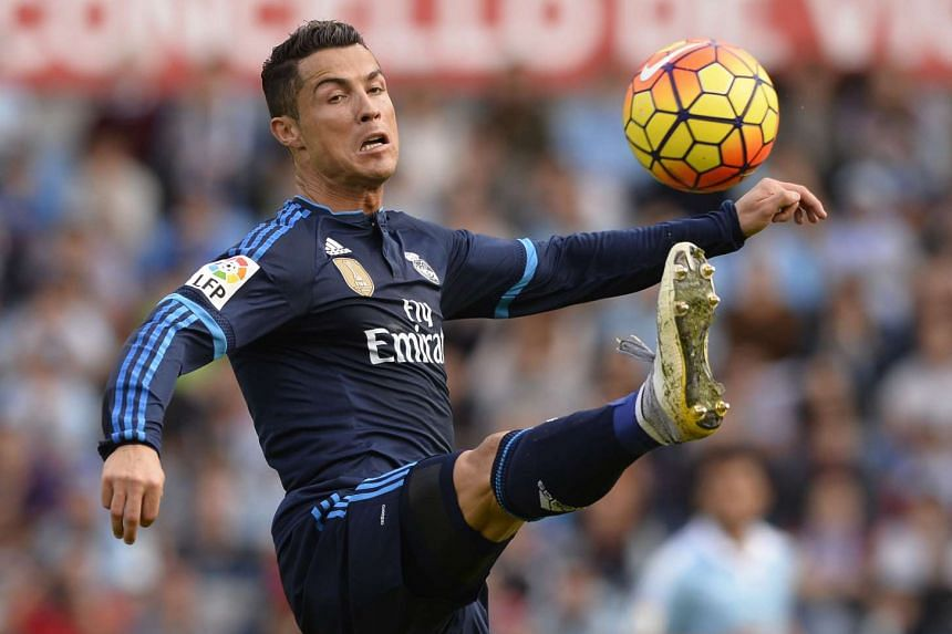 Cristiano Ronaldo (above) and Danilo struck within the first 23 minutes for Madrid.