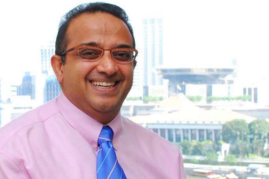Mr Vasu Menon