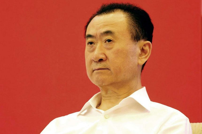 Wang Jianlin, China's richest man, saw his wealth rocket from US$13.2 billion (S$18.4 billion) to US$30 billion in Forbes' 2015 China Rich List.