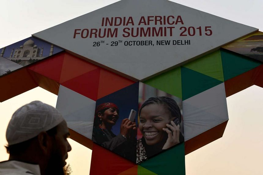 India expect more than 40 of the 54 countries invited to the Third India–Africa Forum Summit to be represented by their heads of state and government at a summit on Thursday (Oct 29).