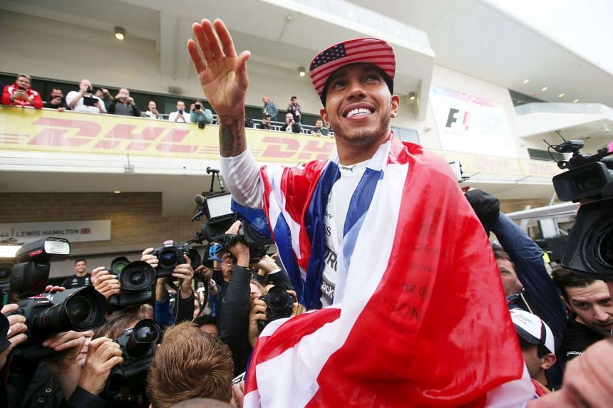 Lewis Hamilton is expected to be even better next season after securing his third Formula One world title.