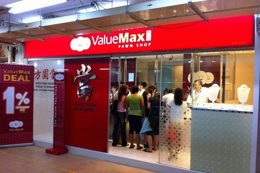 A ValueMax pawnshop and retail store at Boon Keng.