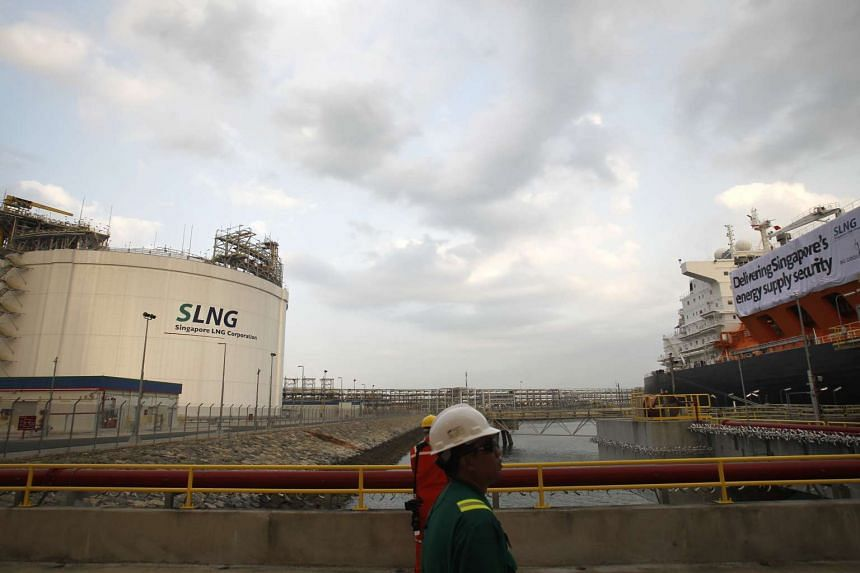 International Enterprise (IE) Singapore chief executive Teo Eng Cheong said the Republic can play a role in the formation of a neutral liquefied natural gas (LNG) price in Asia.