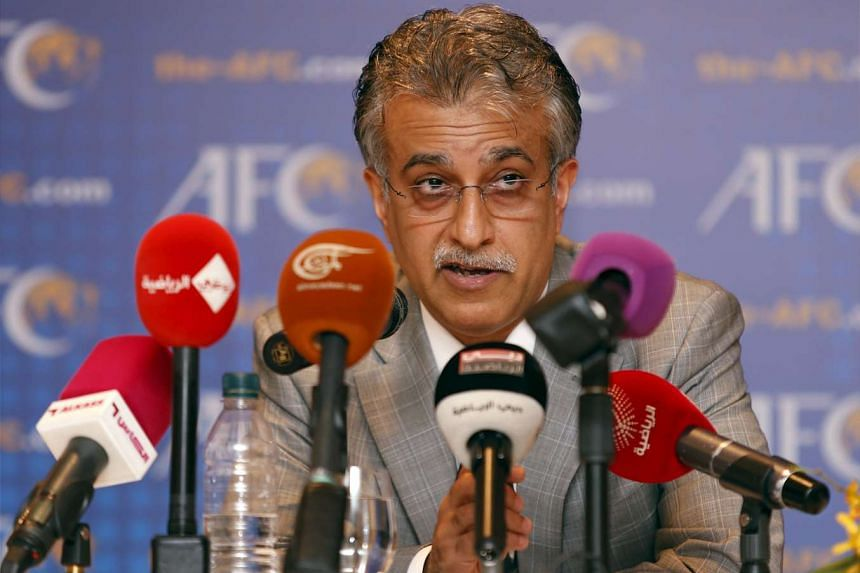 Fifa presidential candidate Sheikh Salman bin Ebrahim Al Khalifa has dismissed accusations of human rights abuses.
