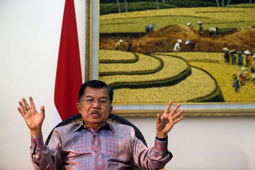 Indonesia is considering declaring a national emergency over fires that have been smouldering across the archipelago for weeks, said vice president Jusuf Kalla.
