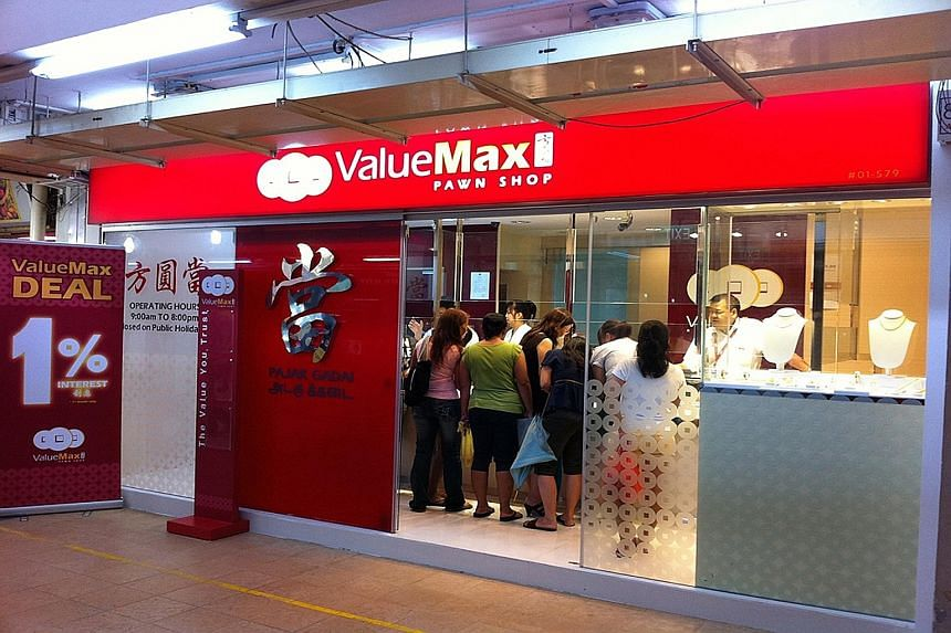 ValueMax Group would only say the employee involved worked at one of its 23 pawnshops, but declined to say which outlet.