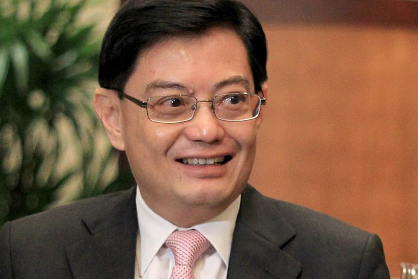 Minister for Finance Heng Swee Keat will be visiting the Singapore Business Federation for a closed-door dialogue.