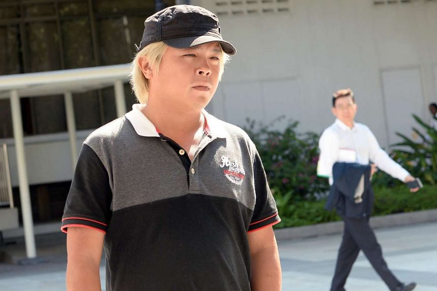 Jover Chew, owner of the now-defunct Sim Lim Square store Mobile Air.