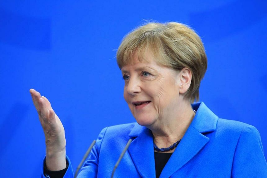German Chancellor Angela Merkel will fly to China on Wednesday to reinvigorate German business ties with China.