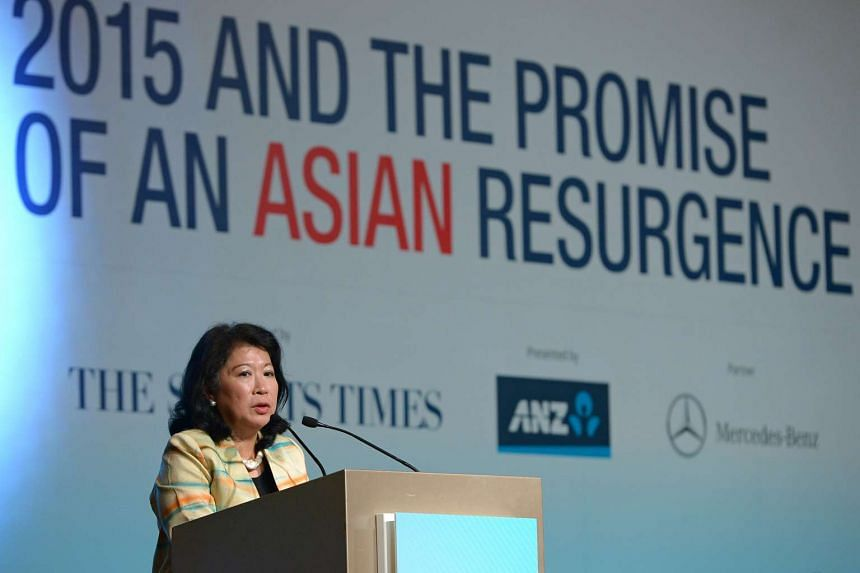 Indonesian economist Mari Elka Pangestu says that Asean needs to remind itself of its own strengths.
