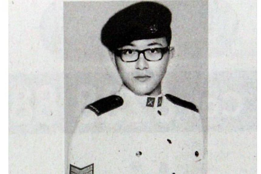 Mr Tang Liang Wei, a 23-year-old army sergeant, died in a car crash in Malaysia on Oct 25, 2015.