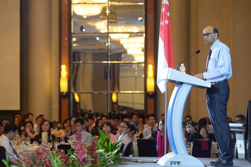 Coordination between different government agencies must become second nature,said DPM Tharman.