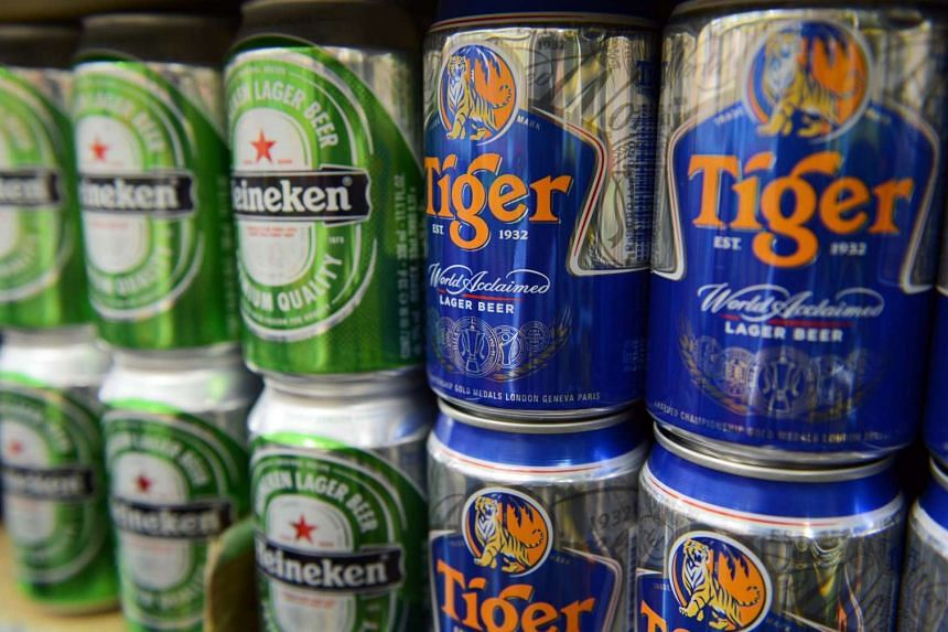 Asia Pacific Breweries Singapore(APBS) has provided the CCS with a voluntary commitment to cease its outlet exclusivity practice.