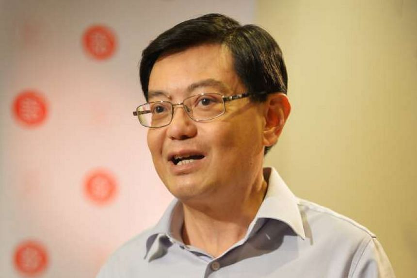 Finance Minister Heng Swee Keat, who is chairing the Future Economy Committee, said that it would be formed by December and submit a report a year after that.