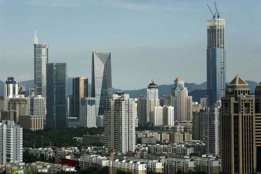 The International Monetary Fund said China's economy could grow close to 7 per cent this year.