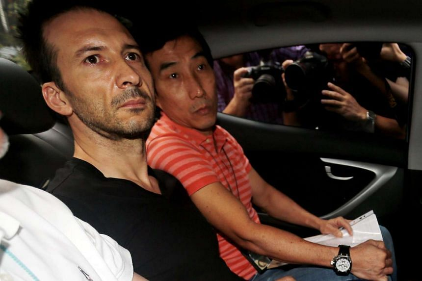 Belgian Philippe Marcel Guy Graffart will be remanded for another four weeks at Changi Prison to complete his psychiatric assessment.
