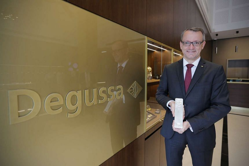 "Mr Wolfgang Wrzesniok-Rossback, CEO of Degussa Goldhandel, noted in a statement that the launch of its Singapore office was a ""significant step"" for the company."