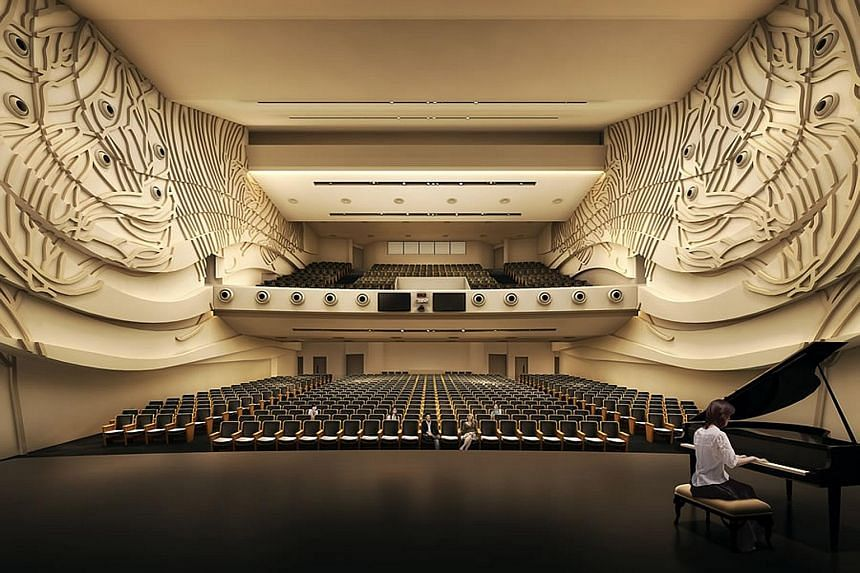 The facilities at the Gateway Theatre include a 300-seater black box theatre space and a dance studio.