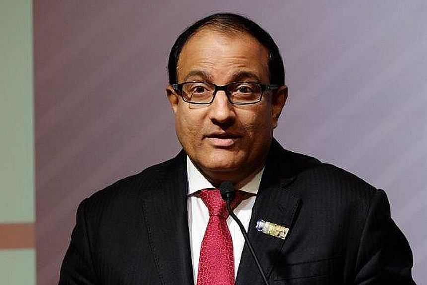 Minister for Trade and Industry (Industry) S. Iswaran yesterday announced new initiatives to develop clean, renewable energy here.