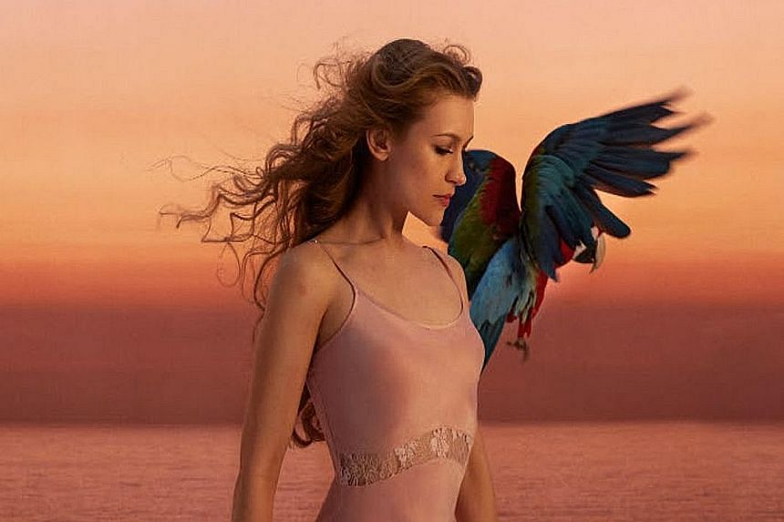 Californian harpist-singer Joanna Newsom (above) has released her fourth album, Divers, to universal acclaim.