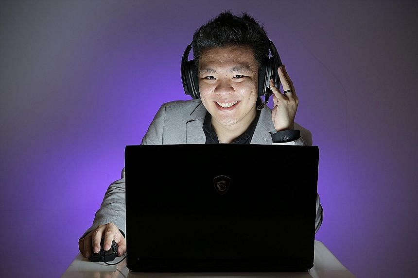 Jayf 'Babael' Soh began castingfor smaller tournaments, such as the Dreamhack Winter South- east Asian stream. He received such a positive response that fans created a thread on online forum Reddit to support him.