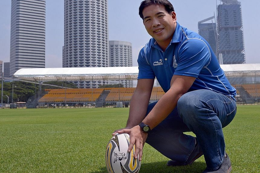 SCC 7s organising committee chief Jonathan Leow, the first local to hold the post since 1997, believes that non-rugby fans should experience the SCC 7s and understand what makes the game special.