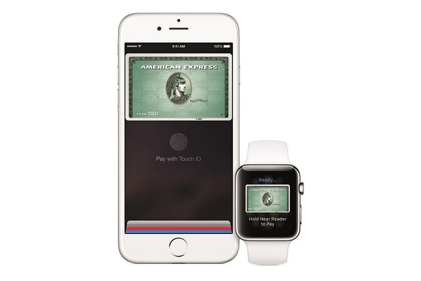 American Express announced it will roll out Apple Pay to consumer, small business and corporate card users in Singapore from next year.