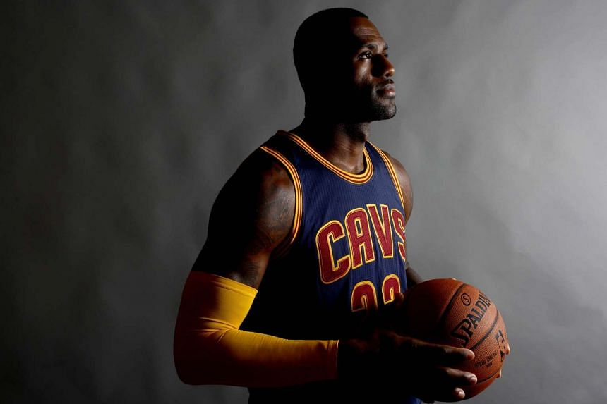 Cleveland Cavaliers forward LeBron James has his eye on another NBA title when he kicks off the new NBA season today.