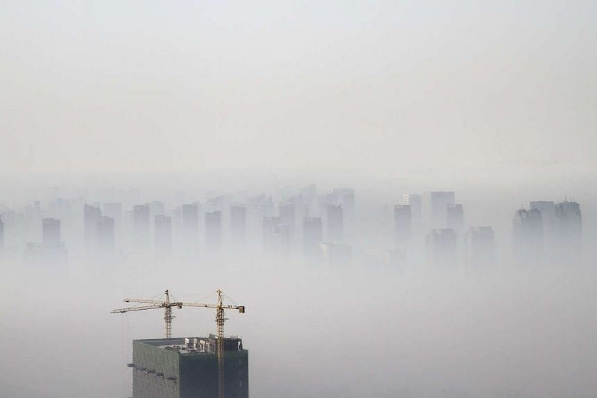 Smog has emerged as a major problem for the government, which has relied on coal and highly polluting heavy industries to fuel its economic growth.