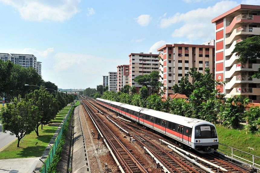 The record $5.4 million fine was for the unprecedented breakdown affecting the North-South and East-West lines on July 7. If not for the fine, the Temasek-owned company's core MRT operations would have been profitable.
